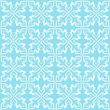 Ornamental seamless pattern