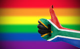 Positive attitude of Republic of South Africa for LGBT community