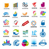 biggest collection of vector logos accounting report