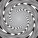 Whirlpool movement illusion.