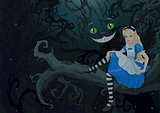 Alice in Wonder Forest
