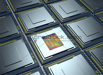 central processing unit, cpu