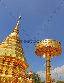 Pra Thad Doi Suthep Temple