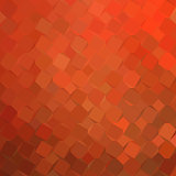 gradient grunge light effect in red orange