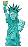 Statue of Liberty theme image 1