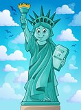 Statue of Liberty theme image 3