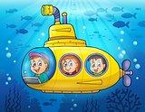 Submarine theme image 3