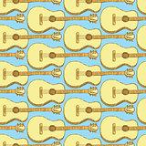 Sketch guitar musical instrument