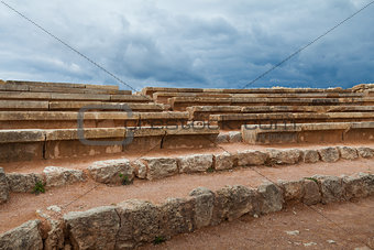 Ancient open-air amphitheatre
