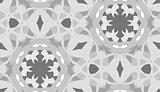 Desaturated Geometric Pattern