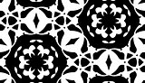 Seamless Doily Pattern