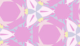 Repeating Pink Pattern