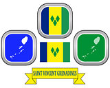 symbol of Saint Vincent and the Grenadines