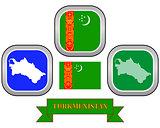 symbol of Turkmenistan
