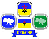 symbol of UKRAINE