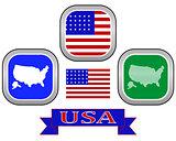 symbol of UNITED STATES OF AMERICA