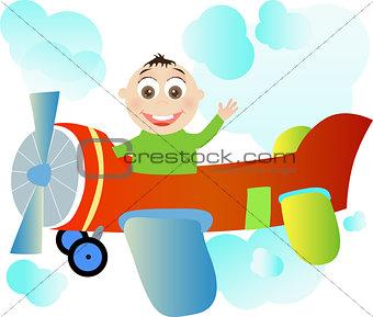 Baby pilot.