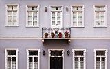 Window in Greece.