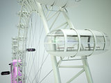 Bicycle ferris wheel concept