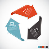 Infographic Templates for Business Vector Illustration.