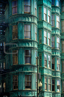 Flatiron buildings