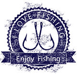 Love fishing