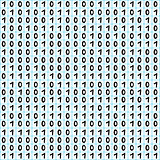 binary code pattern