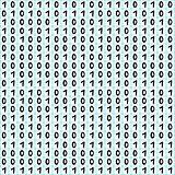 binary code pattern