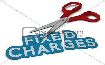 Cost Cutting, Fixed Charges