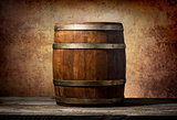 Barrel for beverages