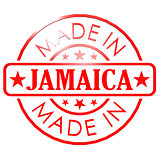 Made in Jamaica red seal