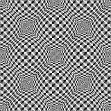 Design seamless square volumetric pattern