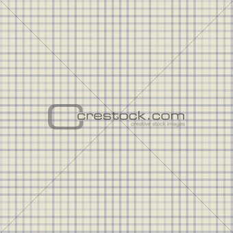 Old plaid fabric abstract background
