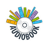 vector logo are many books on cd