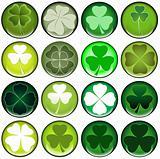 clover web buttons