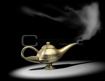 Aladin lamp 1