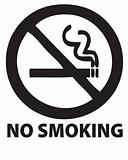 no smoking - computer generated symbol isolated on white background