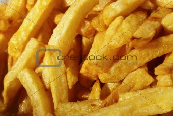 french fries - chips