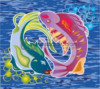 two fishes