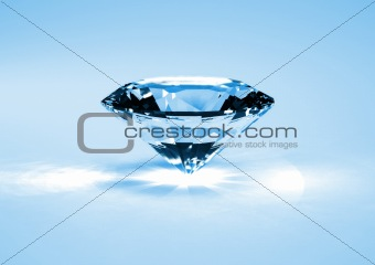 rendering of diamond
