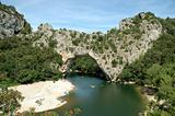 Rock Bridge - Pont d'Arc