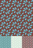 retro seamless pattern / vector background