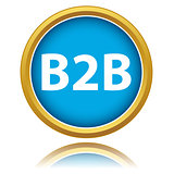 Vector Button B2B