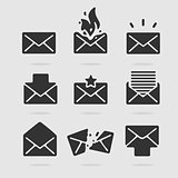 Icon Set Mail