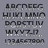 Halloween Bone Font