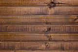 Dark background of painted wood