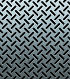texture of perforated metal sheet