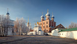 Ryazan Kremlin XII century, Ryazan, Russia