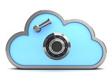 protected cloud storage