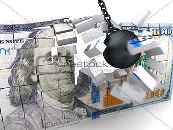 money crash